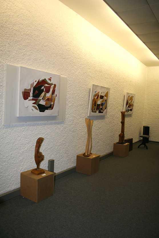 Bilder und Plastiken, Harmonik-Symposion 2011