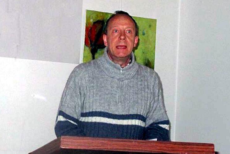 Martin Spindler präsentiert die Komposition Die Harmonie der Welt des Jupiter von Günter Bergmann